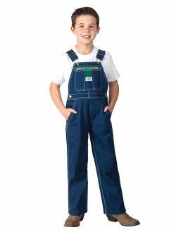 Liberty Big Boy's Denim Bib Overall