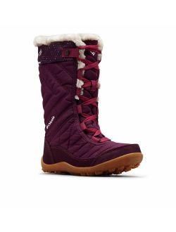 Kids' Youth Minx Mid Iii Print Omni-heat Snow Boot