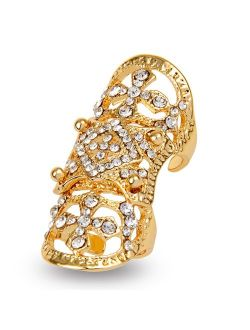 EVBEA Statement Full Finger Rings Fashion Knuckle Rings for Women