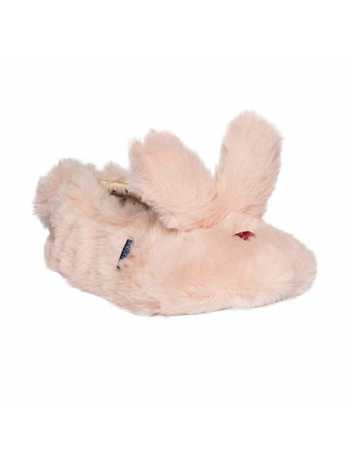 Stride Rite Kids' Girls Slippers, Brooke The Bunny