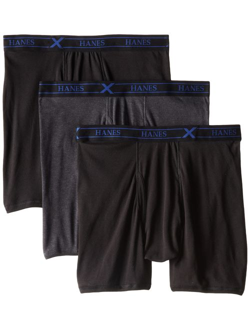 Hanes Ultimate Men S 3 Pack X Temp Boxer Briefs Topofstyle