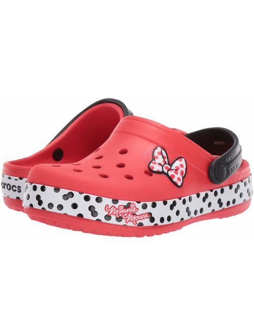 Crocs Women's Boys and Girls Minnie Dots Clog