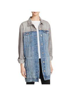 Women's Jessie Longline Denim Jacket