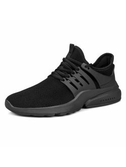 Womens Non Slip Shoes Athletic Lightweight Slip On Sneakers