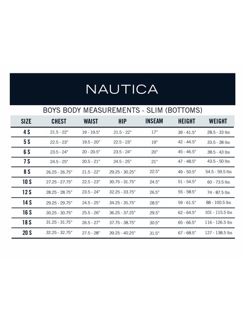 Nautica Boys' Performance Short