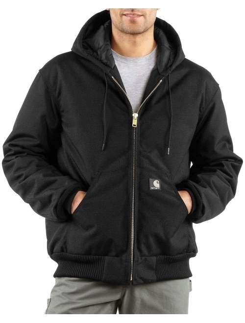 Carhartt Men's Big and Tall Arctic Quilt Lined Yukon Active Jacket J133