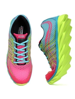 Fashion Walking Lightweight Colorful Running Tennis Shoes