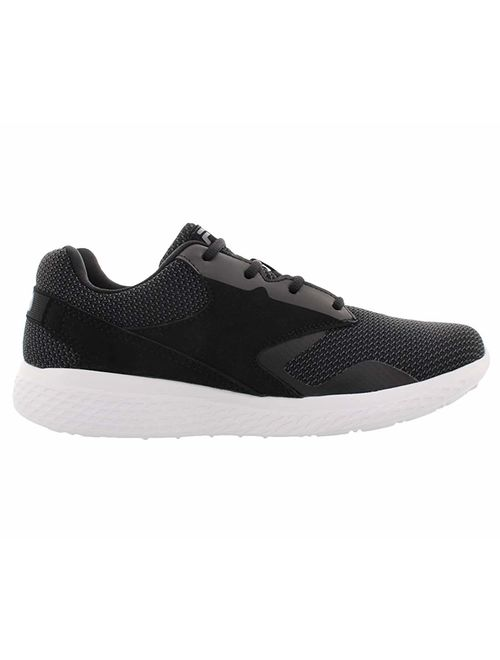 Fila Mens Layers Fabric Low Top Lace Up Trail Running Shoes
