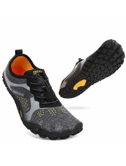 Hiitave Unisex Minimalist Trail Barefoot Runners Cross Trainers Hiking Shoes