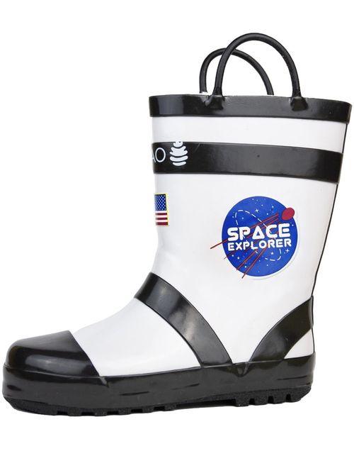 Oakiwear Kids Rain Boots (Boys/Girls)