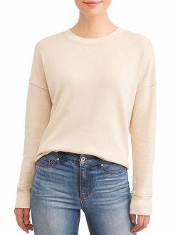 Women's Long-sleeve Sweatshirt