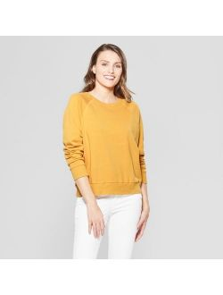 K Sweatshirt - Universal Thread™ Gold Xl