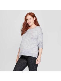 Women's Perfectly Cozy Nursing Lounge Sweatshirt - Stars Above™
