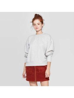 G Sleeve Crewneck Sweatshirt - Universal Thread