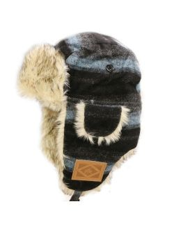 City Hunter W300 Premium Wool Solid Trapper Hats - Multi Colors