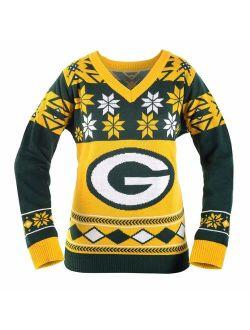 NFL Women's V-Neck Sweater
