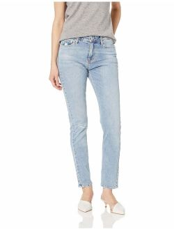 Women's Mid Rise Slim Fit Jeans
