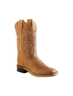 Old West Children's Broad Square Toe Boots