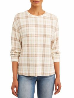Women's Drop Shoulder Sweatshirt