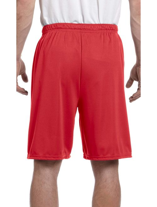 Augusta TRAINING SHORT RED XL