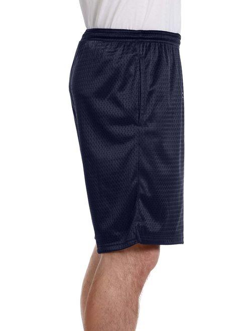 Champion 81622 Shorts Long Mesh with Pockets