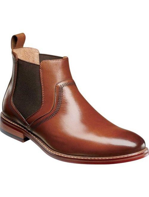 Men's Stacy Adams Altair Plain Toe Chelsea Boot