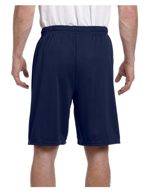 Augusta Sportswear MEN'S TRAINING SHORT XL NAVY