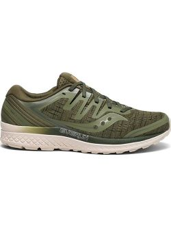 Mens Guide Iso 2 Road Running Shoe Sneaker - Olive Shade - Size 8.5