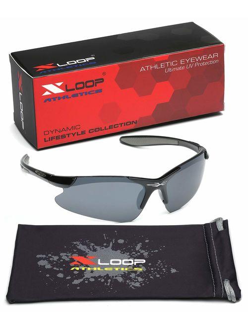 Children AGE 3-10 Half Frame Sports Cycling Baseball Sunglasses