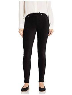 Women's Ribbed One Pocket Leggings