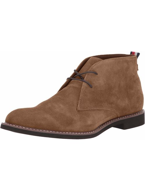 Tommy Hilfiger Men's Gervis Chukka Boot