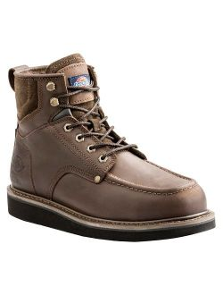 Ickies® Outpost Work Boots - Brown