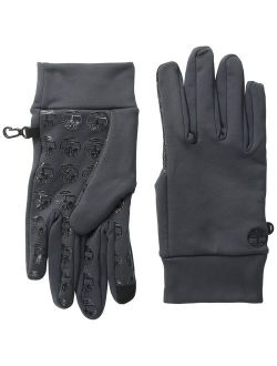 Men's Commuter Glove Stretch Tree Logo Palm With Touchscreen Technology