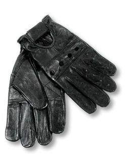Interstate Leather Men's Basic Driving Gloves