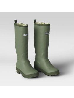 Women's Tall Rain Boots - Smith & Hawken