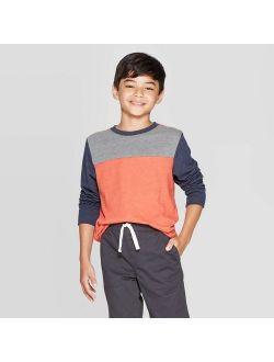 Sleeve T-shirt - Cat & Jack™ Orange