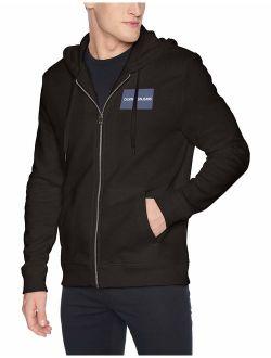 Men's Institutional Logo Hoodie Sweatshirt