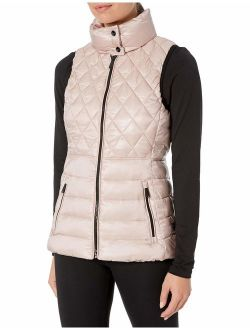 Women's Quilted Poly Vest