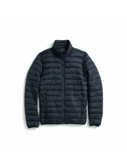 Men's Adaptive Insulated Jacket With Magnetic Zipper