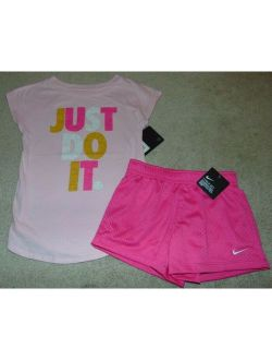 ~NWT Girls NIKE Outfit! Size 5 Cute FS:)~