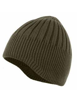 Home Prefer Toddler Boys Winter Hat Knit Beanie Hat Skull Hat Ears Covers