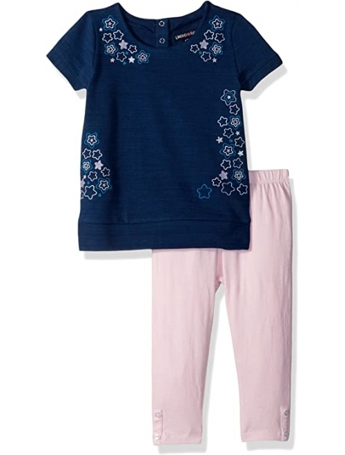 Limited Too Girls' Fashion Top and Legging Set (More Available Styles)
