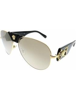 Women's Medusa Aviator Sunglasses