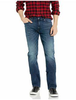 Men's Straight Fit Jeans