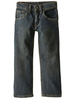 Boys' Premium Select Relaxed Fit Straight Leg Jeans