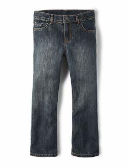 Boys 5-16 Bootcut Jeans