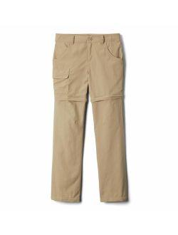 Girls Silver Ridge Iii Convertible Pants