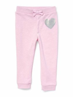 Active Graphic Jogger Pants (baby Girls & Toddler Girls)