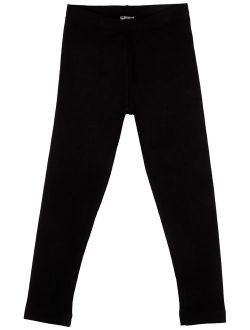 Back From Bali Little Girls Leggings Cotton Ankle Length Ages 2-9