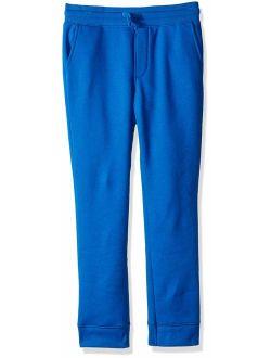 Boys' Classic Fit Logo Fleece Pants